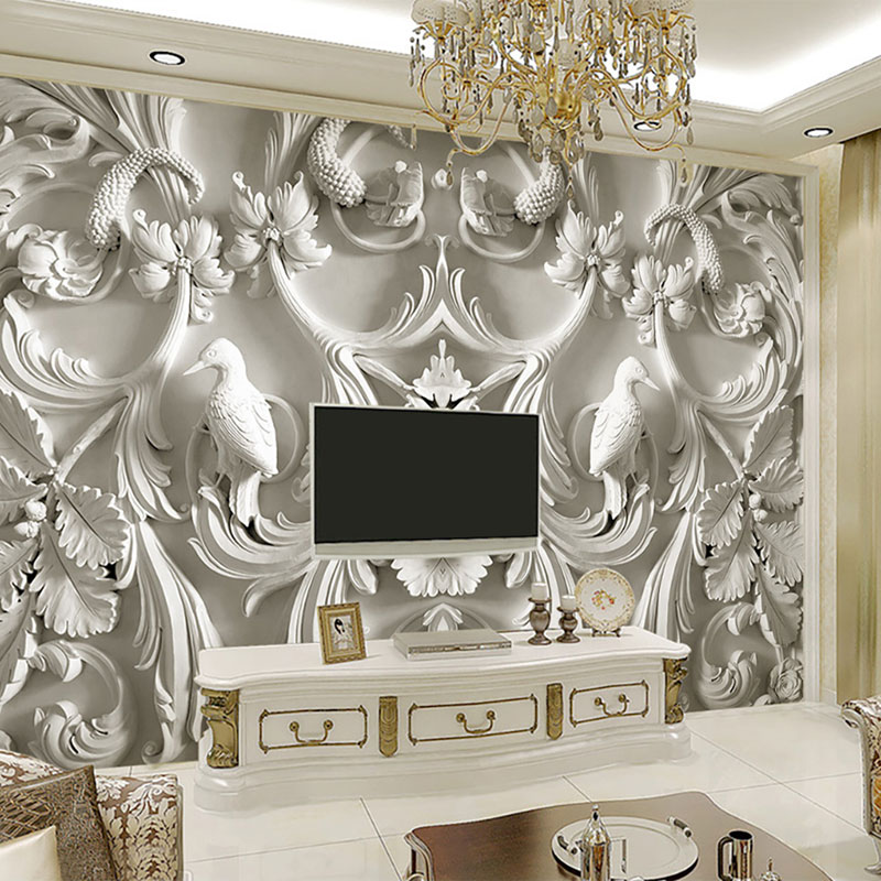 پوستر دیواری سه بعدی قصر