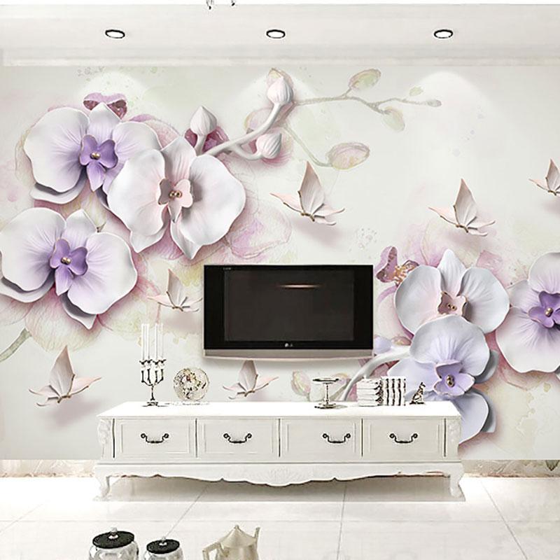 پوستر سه بعدی گل میمون
