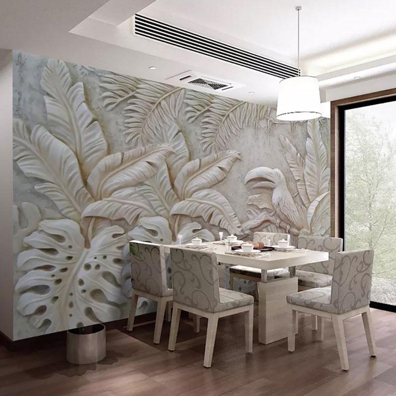 پوستر دیواری سه بعدی نقشی از توکان