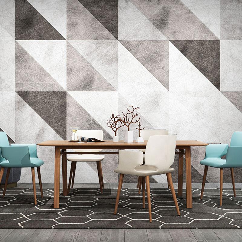 پوستر دیواری طرح صفحه شطرنجی