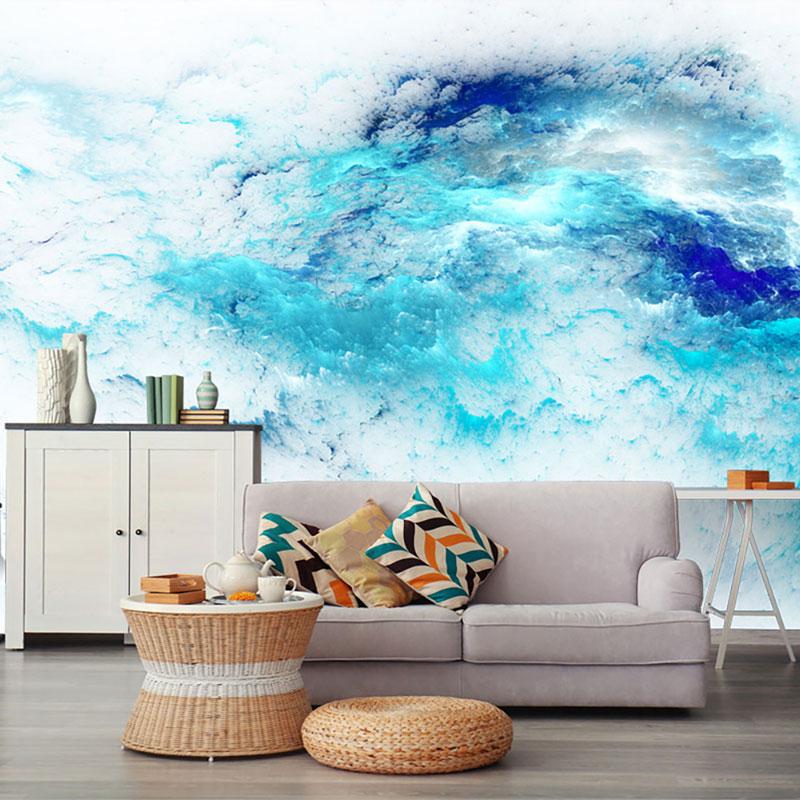 پوستر دیواری کلاسیک ابر آبرنگی